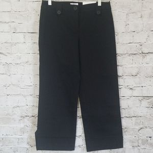 Loft cropped pants size 4 New with original tags
